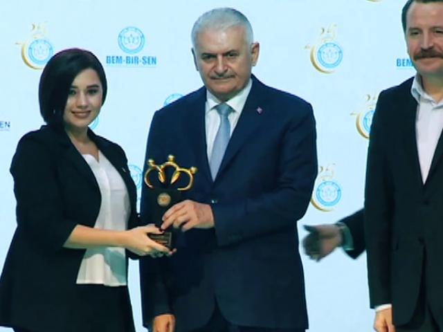 10 Ocak Çalışan Gazeteciler Gününde TRTye iki ödül birden