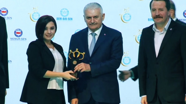 10 Ocak Çalışan Gazeteciler Günü'nde TRT'ye iki ödül birden