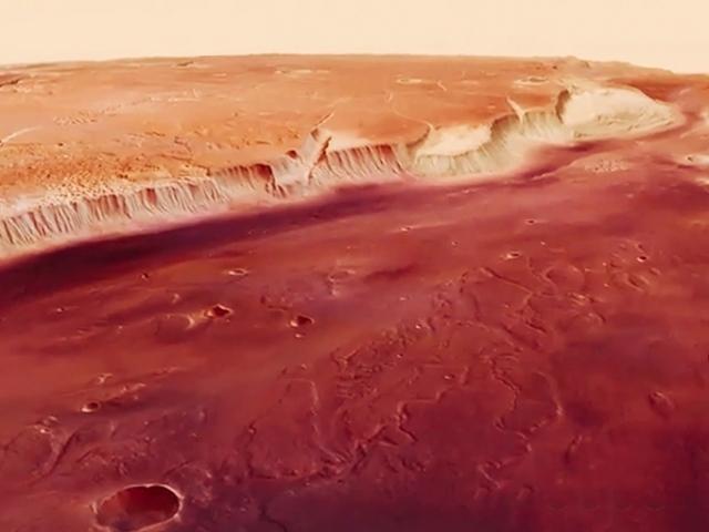 Kızıl Gezegenden nefes kesen 15 yıllık görüntüler