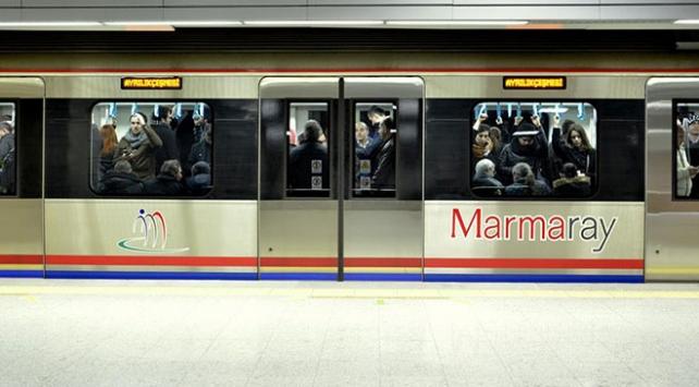 Marmaray ile taşınan yolcu sayısı 310 milyona ulaştı