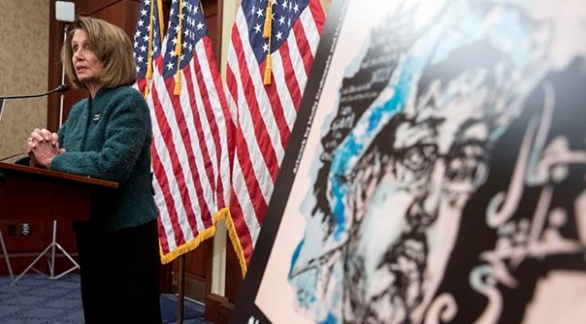 ABD Kongresi cinayetin yüzüncü gününde Kaşıkçıyı andı