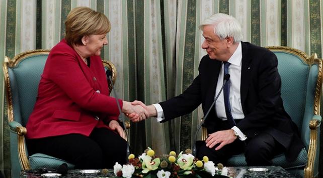 """Yunanistandan Almanyaya """"savaş tazminatı"""" talebi"""