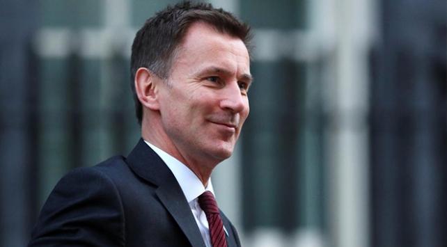 İngiltere Dışişleri Bakanı Hunt: Brexit süreci durabilir
