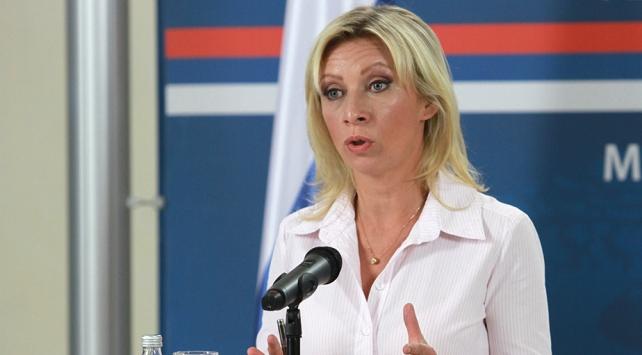 Rusya: ABD Suriyede kalmak için bahane arıyor