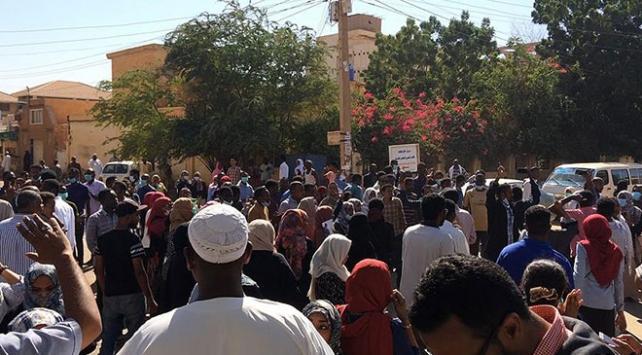 Hartum ve Kuzey Kurdufanda rejim karşıtı gösteriler