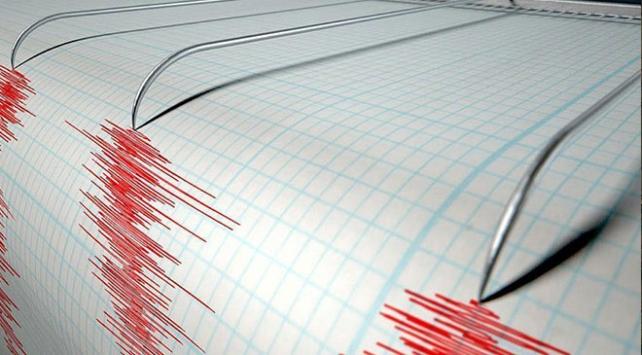Bursada 3,8 büyüklüğünde deprem