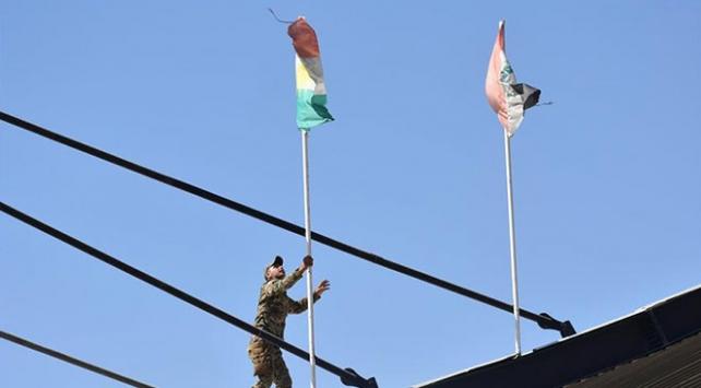 Kerkükteki bayrak krizi devam ediyor