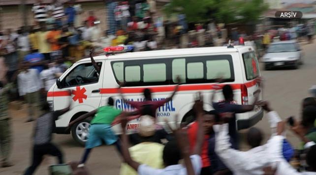 Nijeryada akaryakıt tankeri patladı: 12 ölü