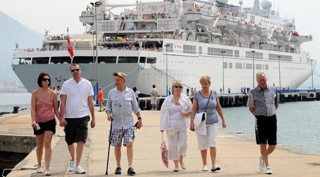 Almanyadan rekor sayıda turist bekleniyor