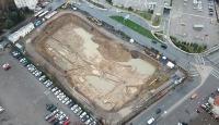 Kadıköy'de otel inşaatından 2 bin yıllık tarih çıktı
