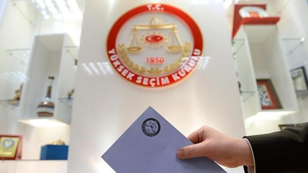 Yüksek Seçim Kurulundan seçmenlere adres uyarısı