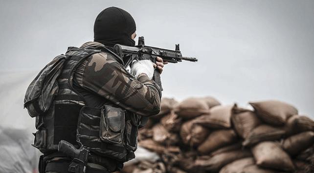 2 haftada 23 terörist etkisiz hale getirildi
