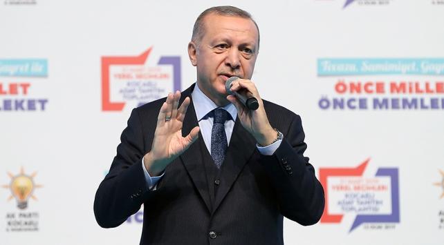 Cumhurbaşkanı Erdoğan: Silahlandırdıkları örgütler başlarına bela olacak