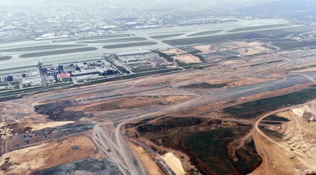 Sabiha Gökçen Havalimanında ikinci pist yıl sonunda açılacak
