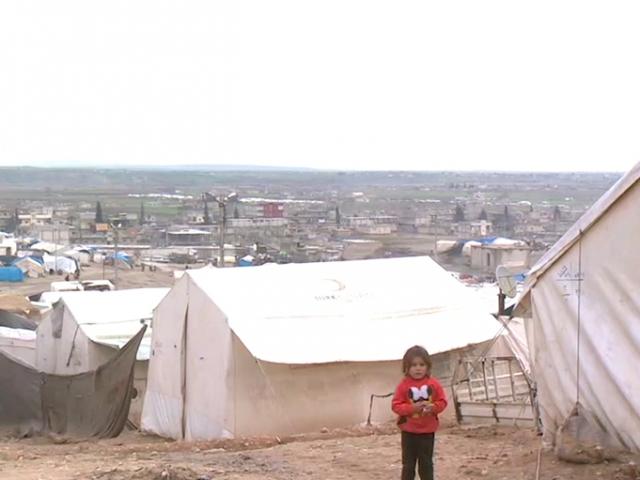 Suriyeli aileler terör örgütü YPG/PKKnın işgali altındaki evlerine kavuşmanın hayalini kuruyor