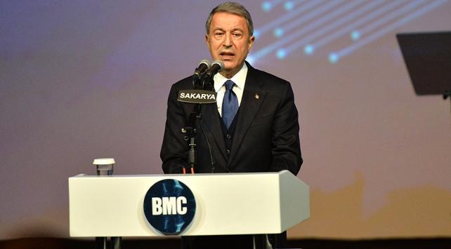 Milli Savunma Bakanı Akar: Yerlilik ve millilik oranı yüzde 68lere ulaştı
