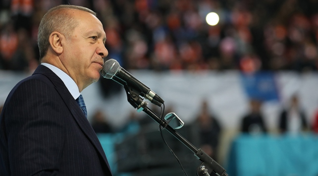 Cumhurbaşkanı Erdoğan: İHA, SİHA, Akıncıyı nasıl yapıyorsak kendi savaş uçağımızı da yapacağız