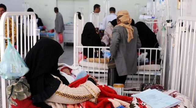 Yemende sağlık tesislerinin yarısı hizmet veremiyor