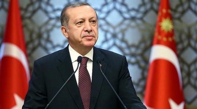Cumhurbaşkanı Erdoğan: Denktaş'ı saygı ve rahmetle yad ediyorum