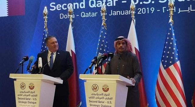 ABDnin Katardaki askeri varlığı artıyor
