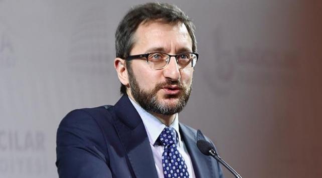 Cumhurbaşkanlığı İletişim Başkanı Altun: Türkiye Kürtlerin hamisidir