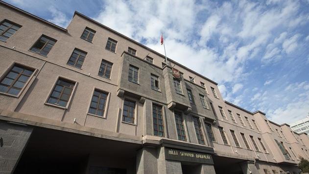 Milli Savunma Bakanlığı, Trump'a Erdoğan'ın mesajı ile cevap verdi