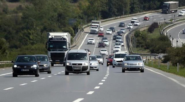 Türkiye'deki kazaların çoğu düz yolda gerçekleşti