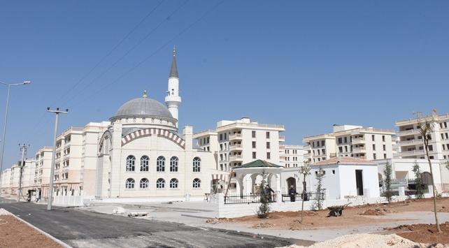 Terör mağduru Nusaybinliler yeni evlerine kavuştu