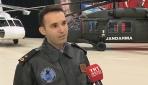 Hayat kurtaran kahraman Jandarma personeli TRT Haberde