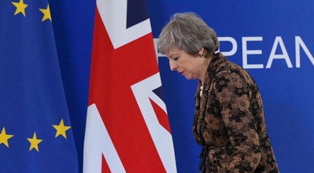 Brexit anlaşması İngiliz parlamentosunda reddedildi