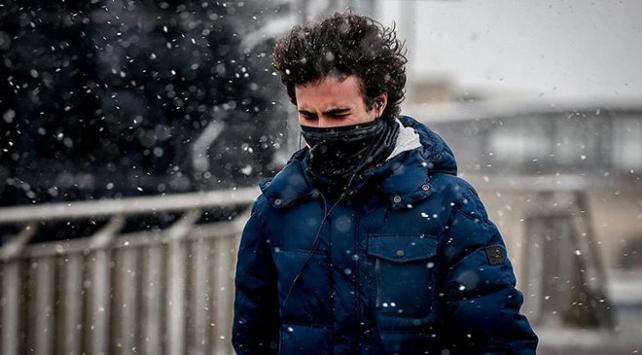 Doğu Anadolu için kuvvetli fırtına uyarısı