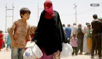 Teröristlerin baskıları Kürtleri göçe zorladı
