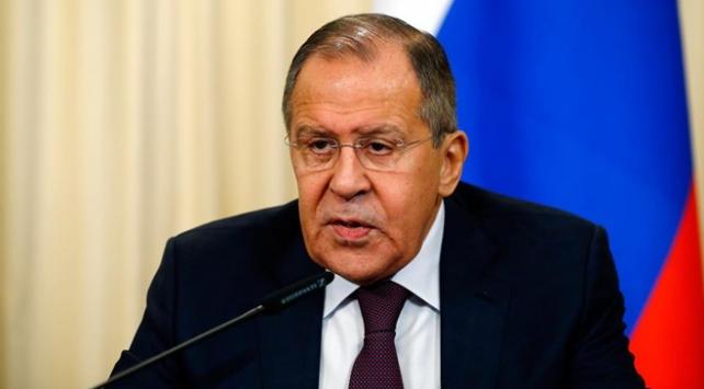 Rusya Dışişleri Bakanı Lavrov: Tüm tarafların güvenliğini ve çıkarlarını gözeteceğiz