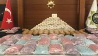 İstanbul'da lüks siteye uyuşturucu operasyonu
