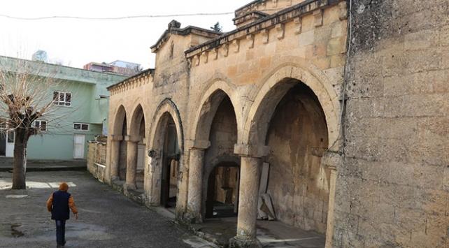 Batmandaki tarihi İbrahim Bey Camii restore edilecek