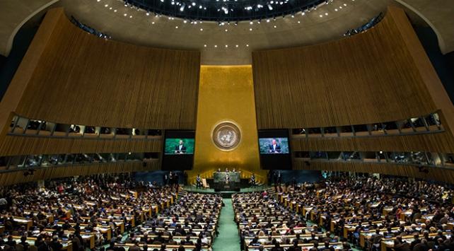 """""""Birleşmiş Milletler personelinin üçte biri tacize uğradı"""""""