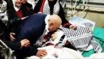 16 yılın ardından hapisten çıkan Filistinli, annesinin son anlarına yetişebildi