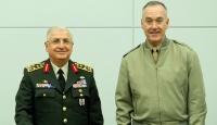 Genelkurmay Başkanı Güler ile Dunford Brüksel'de bir araya geldi