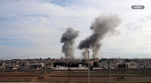 Münbiçte patlama: 4'ü ABD askeri en az 15 ölü