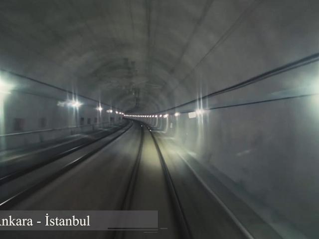 3 dakikada Ankara'dan İstanbul'a seyahat