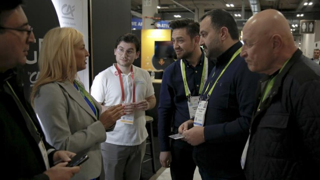 Ankara uluslararası teknoloji fuarlarını bekliyor