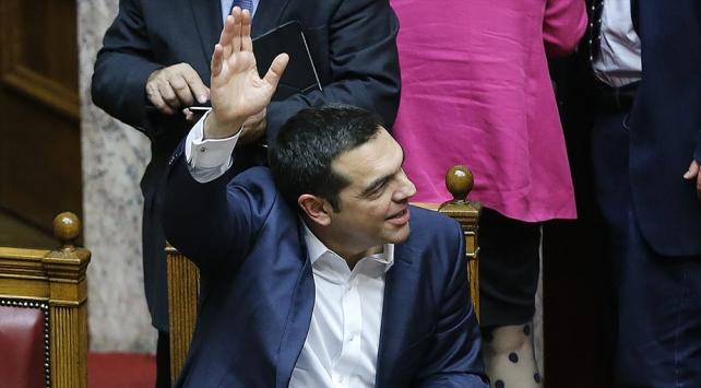 Yunanistanda Çipras hükümeti güvenoyu aldı